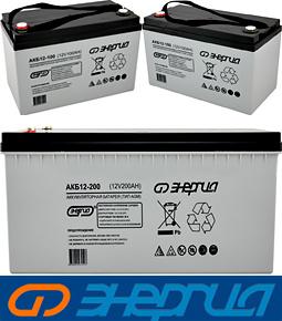 Аккумуляторы для ИБП - фото