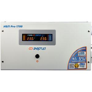 ИБП Энергия Pro 1700 (1.7 кВт) UPS 220В - фото