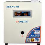 ИБП Энергия Pro 500 (0.5 кВт) UPS 220В - фото