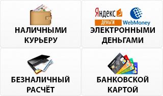 Способы оплаты ibp-220v.ru - фото