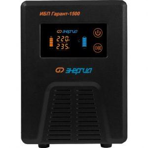 ИБП Энергия Гарант-1500 (1.5 кВт) UPS 220В - фото