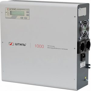 ИБП Штиль SW1000L (1 кВт) 220В - фото