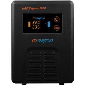 ИБП Энергия Гарант-2000 (2 кВт) UPS 220В - фото
